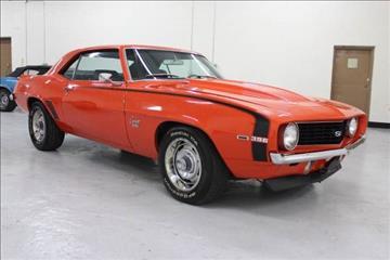 1969 Chevrolet Camaro for sale in Cadillac, MI