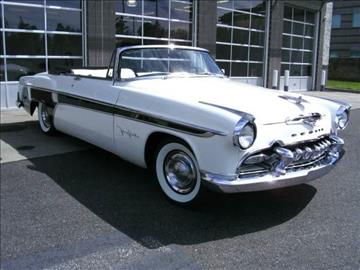 1955 Desoto Fireflite for sale in Cadillac, MI