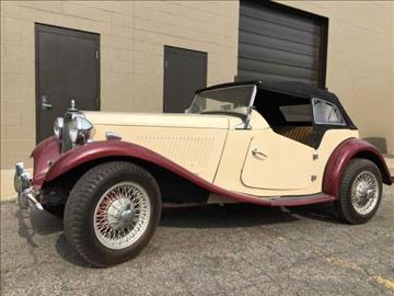 1948 MG TD for sale in Cadillac, MI