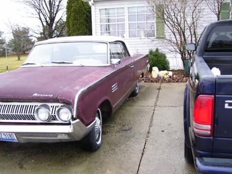 1964 Mercury Monterey for sale in Cadillac, MI