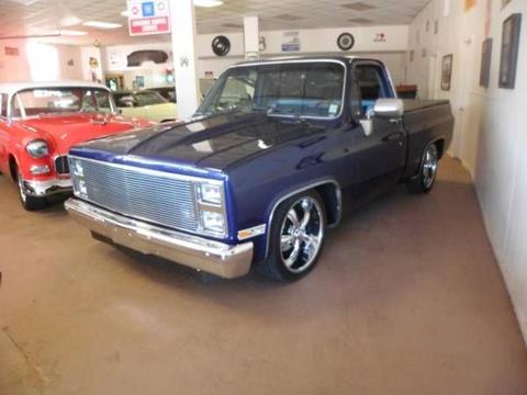 1985 Chevrolet C/K 10 Series for sale in Cadillac, MI