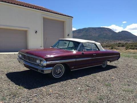 1964 Ford Galaxie 500 for sale in Cadillac, MI