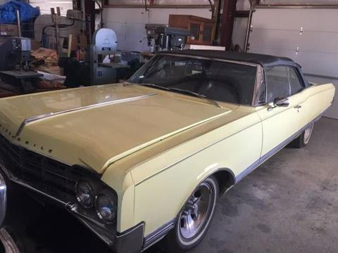 1965 Oldsmobile Ninety-Eight for sale in Cadillac, MI
