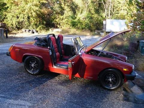 1976 MG Midget for sale in Cadillac, MI