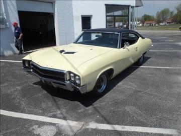1969 Buick Gran Sport for sale in Cadillac, MI