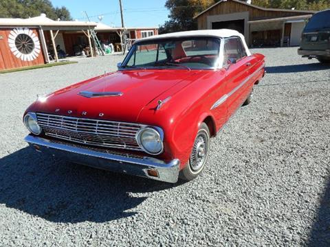 1963 Ford Falcon for sale in Cadillac, MI