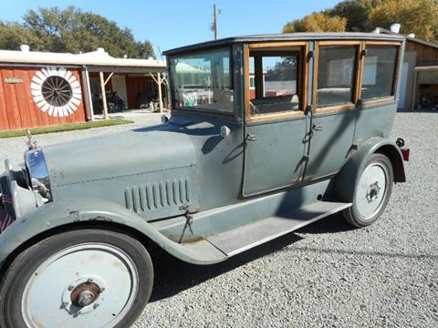 1920 Studebaker Sedan for sale in Cadillac, MI