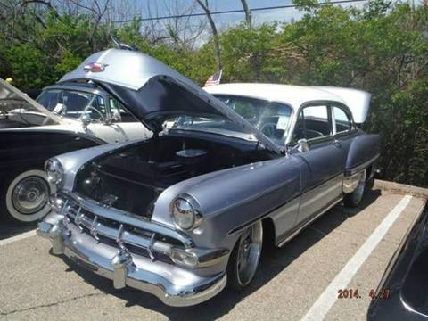 841712854 1954 chevrolet bel air for sale in phoenix, az carsforsale com  at creativeand.co