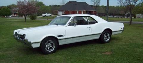 1966 Oldsmobile 442 for sale in Cadillac, MI