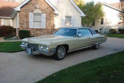 Michaels Auto Sales >> Used 1972 Cadillac DeVille For Sale - Carsforsale.com®