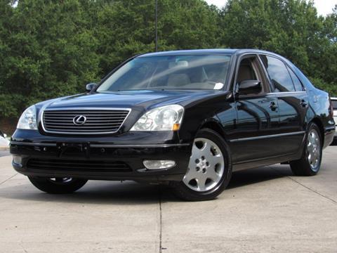 Lexus LS 430 For Sale - Carsforsale.com®