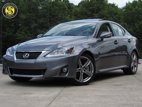 2012 Lexus IS 350 for sale in Raleigh, NC