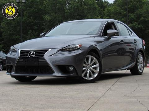 2015 Lexus IS 250 for sale in Raleigh, NC