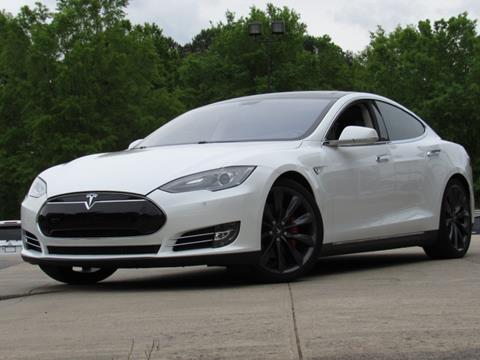 2014 Tesla Model S for sale in Raleigh, NC