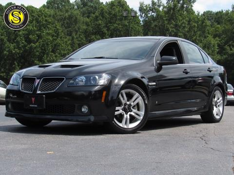 2008 Pontiac G8 for sale in Raleigh, NC