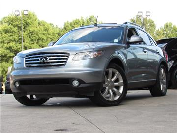 2003 Infiniti FX45 for sale in Raleigh, NC