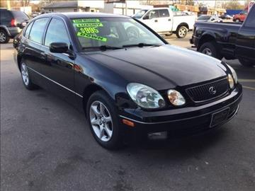 2004 Lexus GS 300 for sale in Des Moines, IA