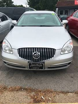 2010 Buick Lucerne for sale in Des Moines, IA