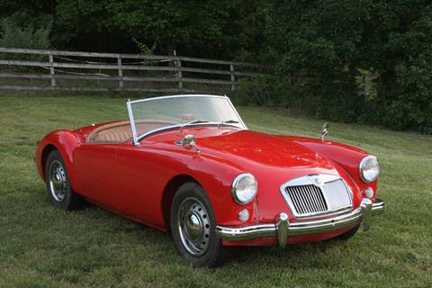 1957 MG MGA for sale in Saint Louis, MO
