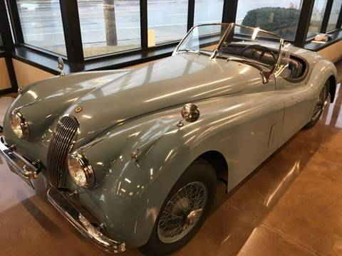 1953 Jaguar XK for sale at Its Alive Automotive in Saint Louis MO