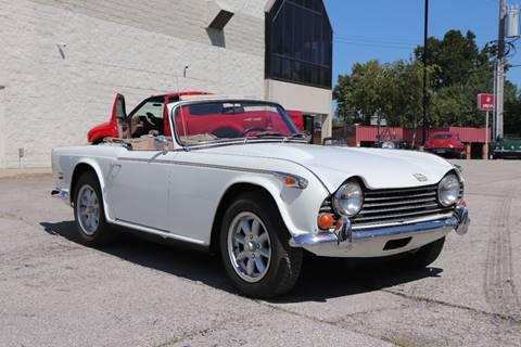 1968 Triumph TR250 for sale at Its Alive Automotive in Saint Louis MO