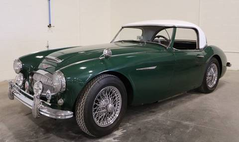 1962 Austin-Healey 3000 Mk II for sale at Its Alive Automotive in Saint Louis MO