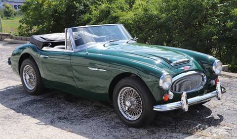 1967 Austin-Healey 3000 BJ8 Mark III for sale at Its Alive Automotive in Saint Louis MO
