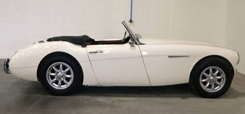 1962 Austin-Healey 3000 tri-carb for sale at Its Alive Automotive in Saint Louis MO