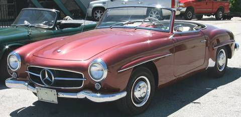 1958 Mercedes-Benz 190-Class for sale in Saint Louis, MO