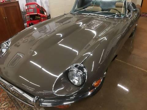 1969 Jaguar E Type For Sale In Saint Louis, MO
