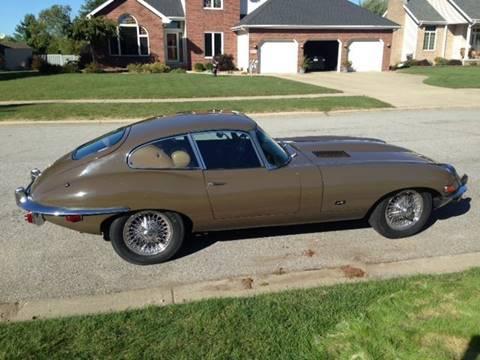 1971 Jaguar E-Type for sale at Its Alive Automotive in Saint Louis MO