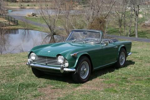1965 Triumph TR4 for sale in Saint Louis, MO