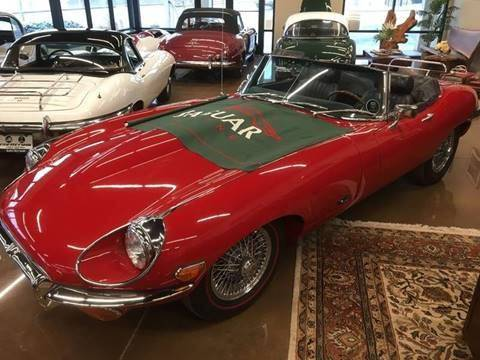 1971 Jaguar E-Type for sale at Its Alive Automotive in Saint Louis MO