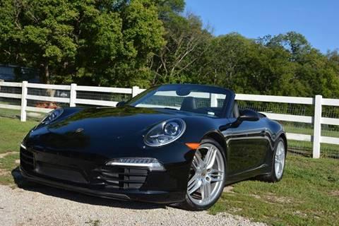 2012 Porsche 911 for sale at Its Alive Automotive in Saint Louis MO