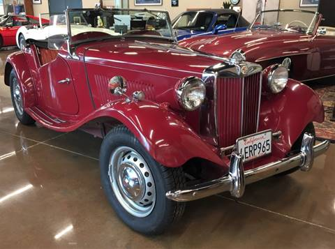 1952 MG TD for sale in Saint Louis, MO