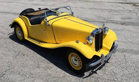 1953 MG TD for sale in Saint Louis, MO