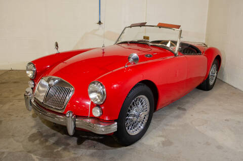 1960 MG MGA 1600 for sale at Its Alive Automotive in Saint Louis MO