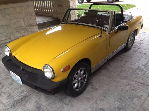 1979 MG Midget for sale in Waterloo, IL