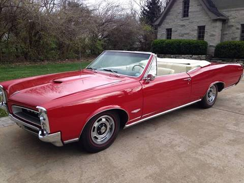 1966 Pontiac GTO for sale at Its Alive Automotive in Saint Louis MO