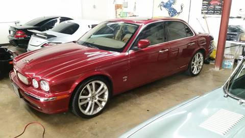 2006 Jaguar XJR for sale at Its Alive Automotive in Saint Louis MO