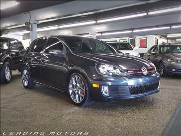 2013 Volkswagen GTI for sale in Lakewood, WA
