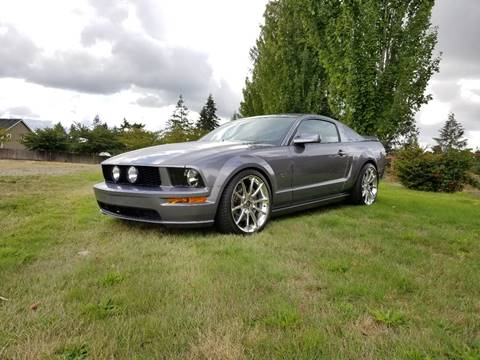 Ford Mustang For Sale in Lakewood, WA - Leading Motors