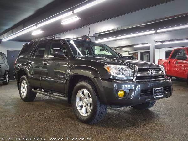 2007 Toyota 4Runner Sport Edition 4dr SUV 4WD V6   Lakewood WA