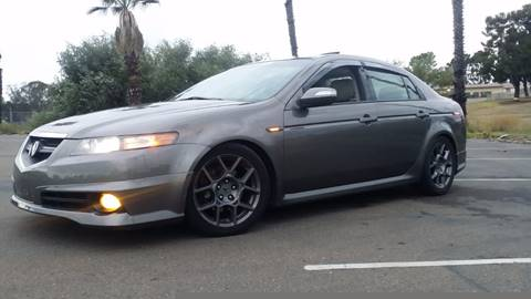 2007 Acura TL for sale in Houston, TX