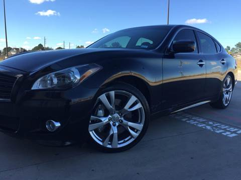 2011 Infiniti M56 for sale in Houston, TX