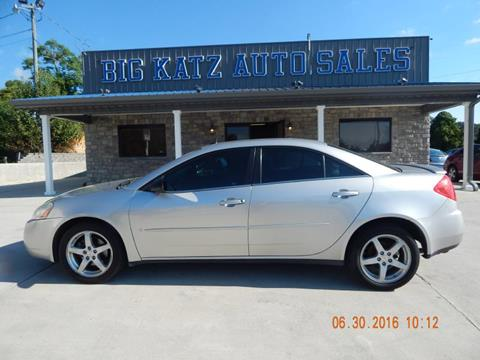 2008 Pontiac G6 for sale in Irvine, KY