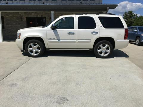 2008 Chevrolet Tahoe for sale in Irvine, KY