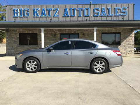 2009 Nissan Maxima for sale in Irvine, KY