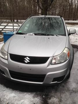 2011 Suzuki SX4 for sale at GDT AUTOMOTIVE LLC in Hopewell NY