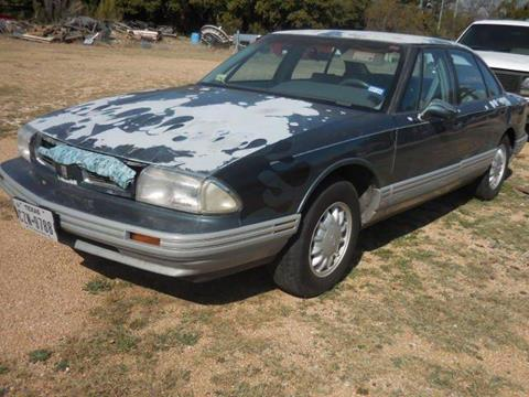 1992 Oldsmobile Eighty-Eight Royale for sale in Brady, TX